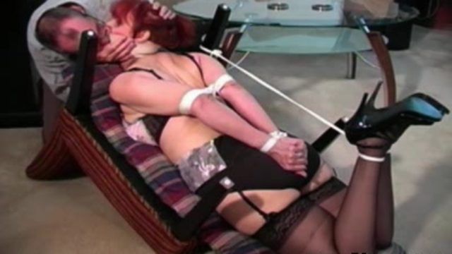 Red-hot And Insatiable Housewife