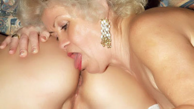 Sizzling Aged Ladies Enjoying With A Dildo