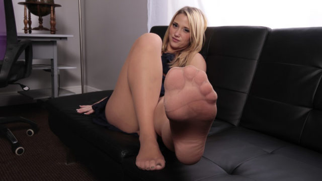 Shelby Paige's Worker Of The Month Sole Process
