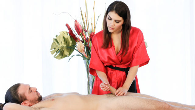 Teasing Therapeutic Massage