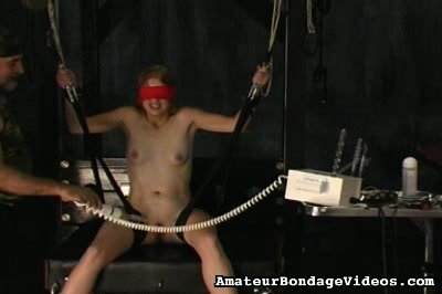 Super-naughty Danielle Disciplined
