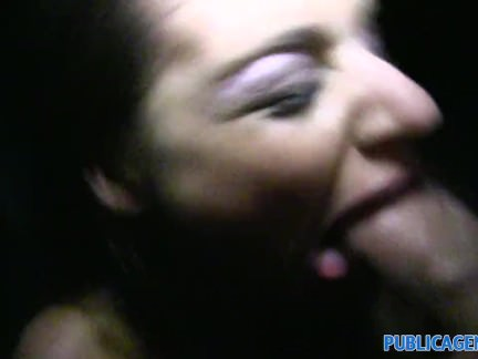Publicagent – Cathy Mother I'd Like To Bang Flashes Off Her Boobies
