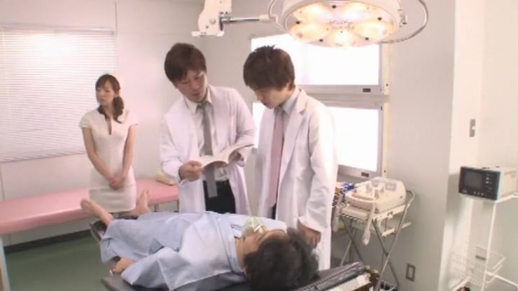 Beautiful Asian Bi-atch An Mashiro In Ultra-kinky Scientific, Nurse Jav Vid