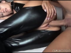 Austrian Fledgling Nubile Getting Backside Packed With Spunk