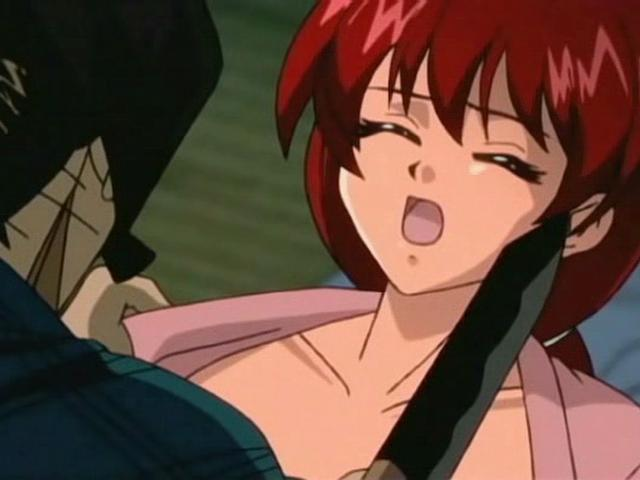 Big-boobed Ginger-haired Anime Honey Will Get Pulverized By Means Of A Huge Chisel