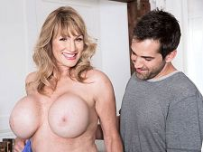 Roxy Plows Her Son-in-law's Formative Years Pal