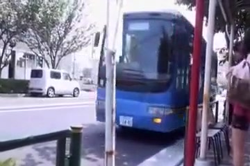 Chinese Bus Pulverize