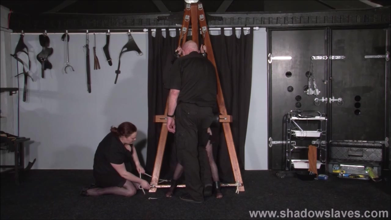 Strapped Elise Graves Beaver Penalized And Xxx Domination & Submission Of E