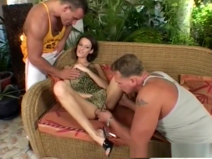 Marvelous Adult Movie Star Tanja Nubile In Impressive Facial Cumshot, Black-haired Bang-out Sequence