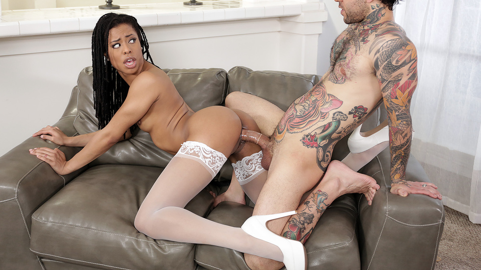 Kira Noir In Bi-racial Country, Sequence Five – Depraved