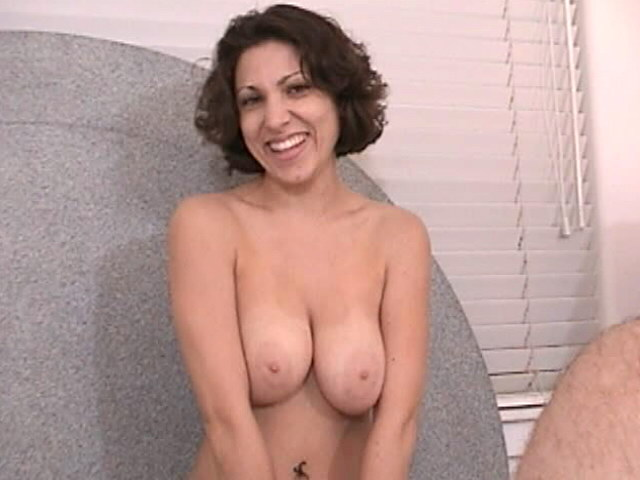Yam-sized Meloned Dark Haired Stunner Victoria Gargling A Giant Cock With Enthusiasm