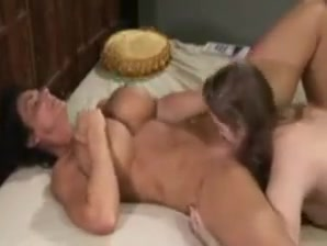 Mommy Blasts In Daughters-in-law Facehole Super Hot