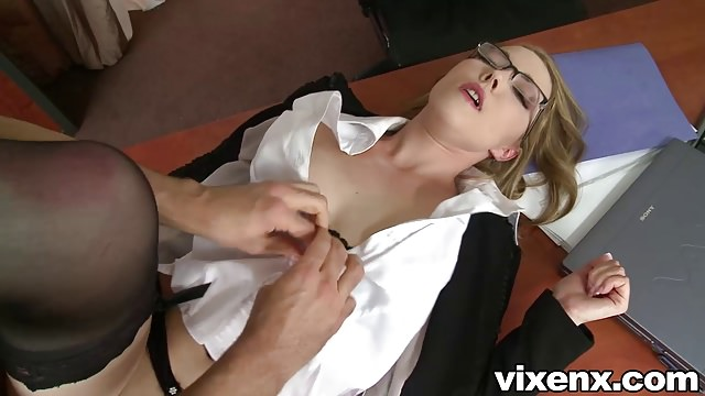 Dangerous Assistant Disciplined With Smacking And Ass-fuck Fuck-a-thon