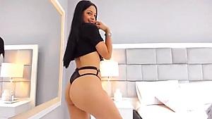 Ultra-cute Latina Will Satiate You