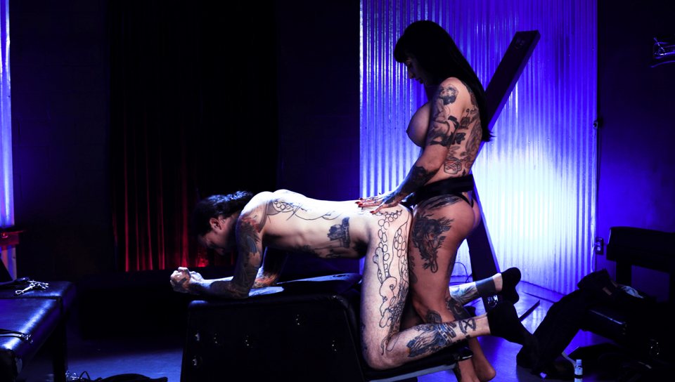 Joanna Angel's Dungeon Space Furnishings Emporium – Vignette Two