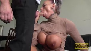 Pascalssubsluts – Big-chested Uk Brooke Jameson Harsh Drilled By Way Of Pascal