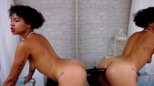 Alessiadownes Is Aware Of How To Satisfy Herself