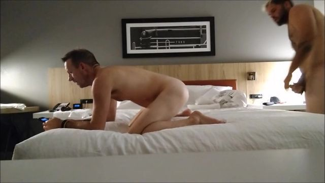Super-fucking-hot First-timer Duo Plows Rigid In Motel Apartment